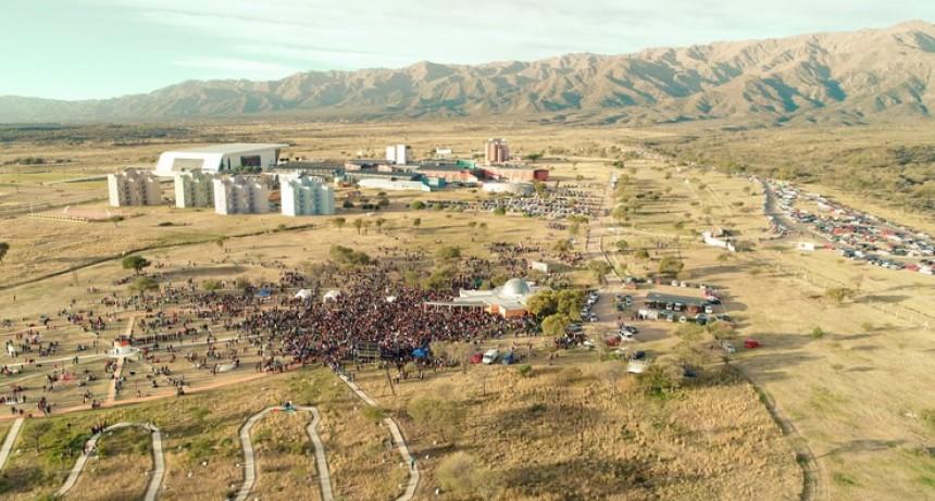 Eclipse: más de 6.500 personas visitaron el PALP