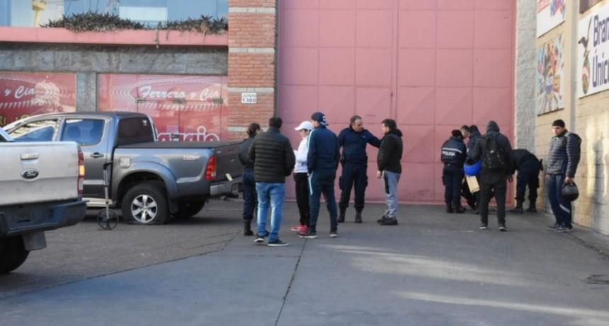San Luis: dos jóvenes que intentaron robar en la distribuidora fueron a la cárcel