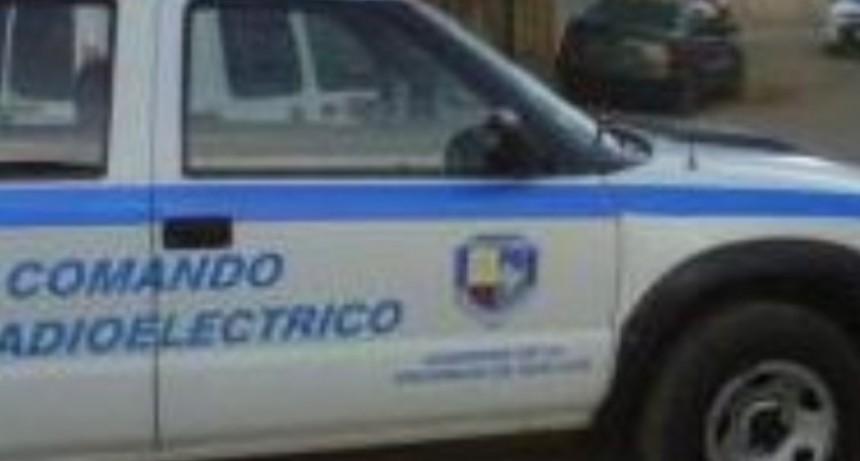 San Luis: policías del Comando Radioeléctrico detuvieron a una mujer que sustrajo elementos en un supermercado