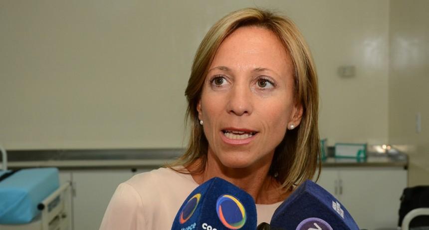 La ministra Sosa Araujo reclamó ante Nación el envío de vacunas contra la Meningitis