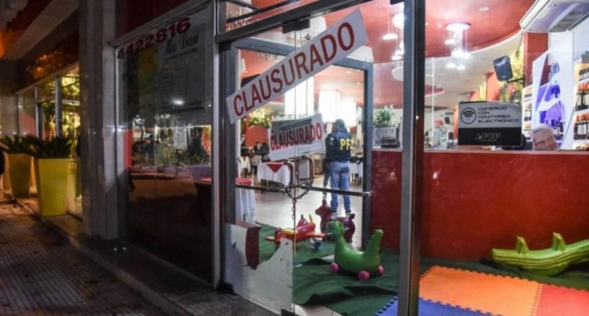 San Luis: allanaron varios comercios chinos por trata y explotación laboral