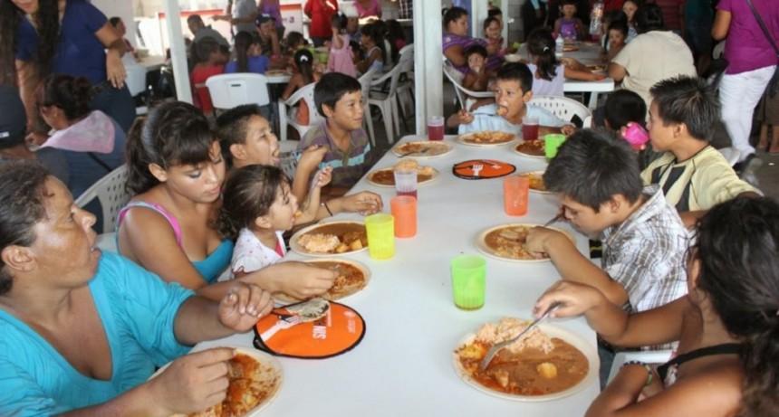 Advierten que cuatro de cada diez chicos que acuden a comedores comunitarios están malnutridos