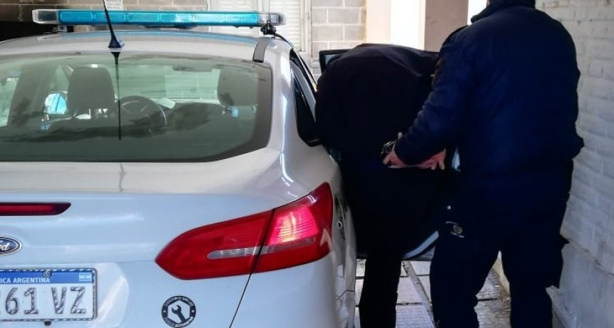 San Luis: un hombre fue enviado a la cárcel por robarle a un repartidor de pan