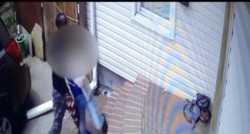 EEUU: así intentaron secuestrar a una nena de 13 llegaba a su casa de la escuela