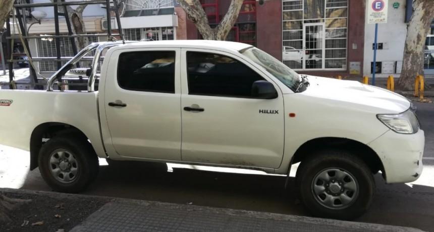 Villa Mercedes: demoraron a un conductor por no tener documentación de una camioneta