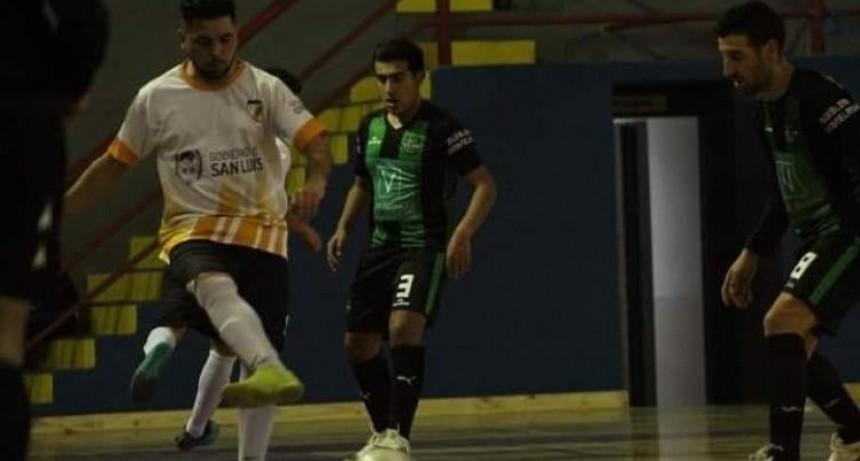 Finalizó la última fecha del Torneo Apertura de Futsal