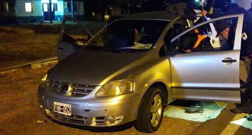 San Luis: multaron a dos conductores; uno manejaba ebrio un auto y el otro transportaba sustancias peligrosas de noche y sin la cartelería correspondiente