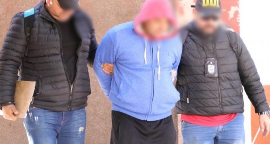 Concarán: un hombre fue enviado a la cárcel