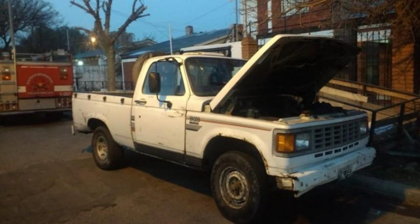 San Luis: un hombre fue encontrado sin vida dentro de su camioneta en el barrio San Martín