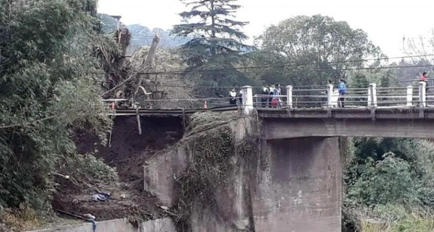 Tucumán: un obrero muerto y otro herido al derrumbarse puente