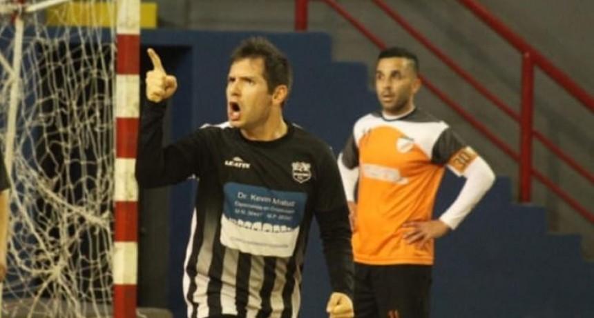 Se definieron los semifinalistas del Torneo Apertura de Futsal