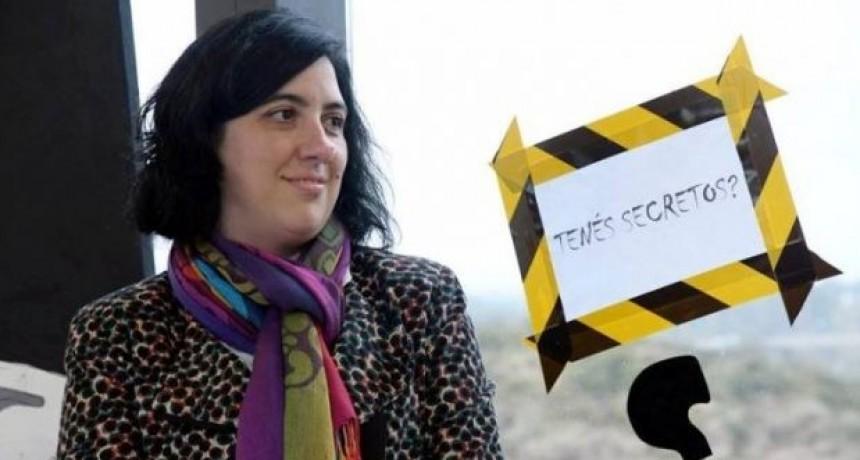 Inauguran la muestra Visión de Mariana Balliro