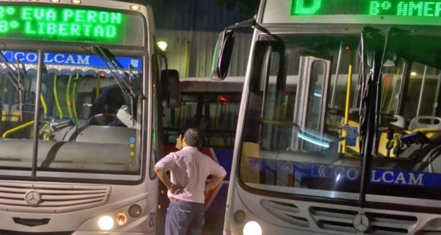 UTA realizará otro paro de transporte en el interior del país