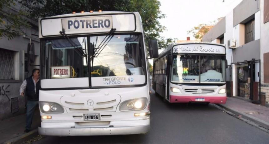 Paro de transporte: este jueves y viernes no habrá servicio de transporte interurbano y urbano en la provincia