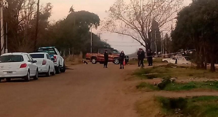 Mataron a puñaladas a un mujer y su hija en Villaguay: detuvieron al ex novio de la menor