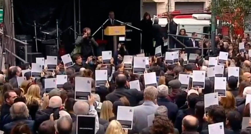AMIA:  conmemoración al atentado de hace 25 años