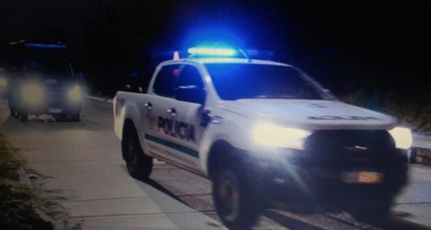 San Luis: detuvieron a un adolescente con una moto robada