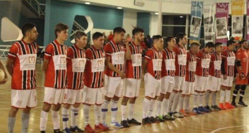 San Fernando campeón del Torneo Apertura de Futsal