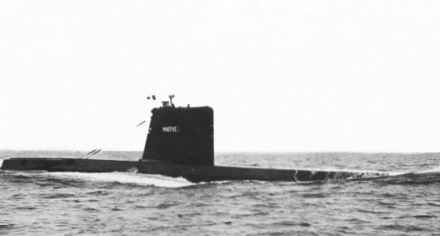El buque que encontró al ARA San Juan halló los restos de otro submarino desaparecido hace 50 años