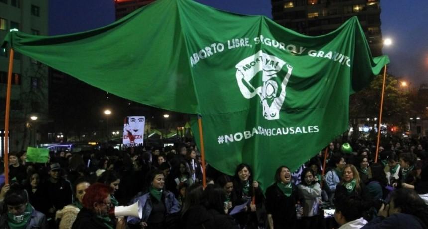 El derecho a decidir cruza fronteras: Chile realiza su séptima marcha por el aborto legal