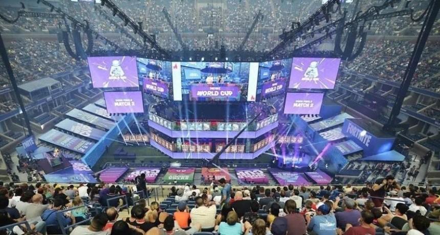 Un argentino de 13 años ganó 900 mil dolares por llegar a la final del Mundial del Fortnite