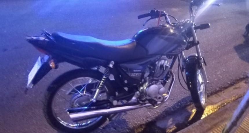San Luis: una pareja fue detenida luego de robarle pertenencias a dos jóvenes