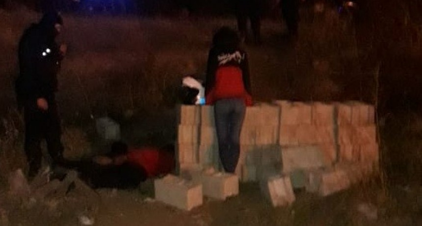 San Luis: policías del DRIM detuvieron a 2 hombres y 1 mujer menor de edad que robaban en el Parque Industrial Norte