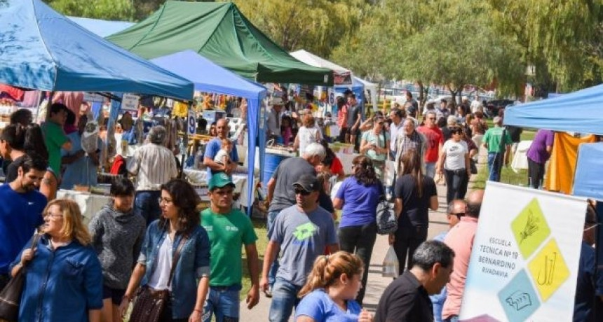 La Feria de Pequeños y Medianos Productores vuelve a Villa Mercedes