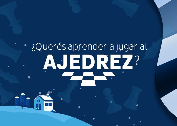 En estas vacaciones de invierno el Programa Ajedrez suma propuestas