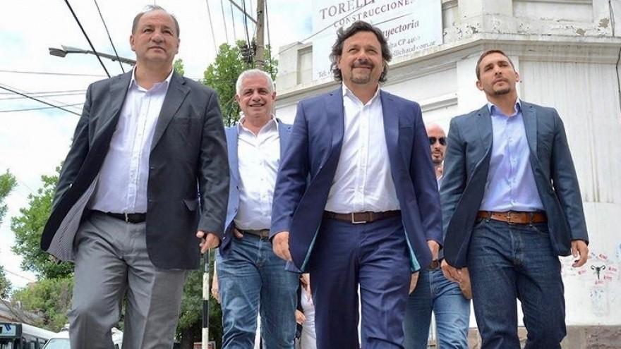 Salta: Palos para Urtubey y elogios para Alberto Rodríguez Saá