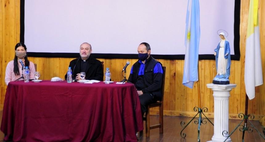 Cómo será la ceremonia de asunción del nuevo obispo de San Luis