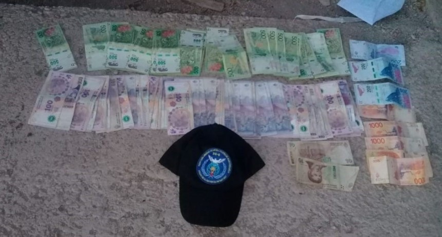 San Luis: detuvieron a un hombre con cocaína en su poder