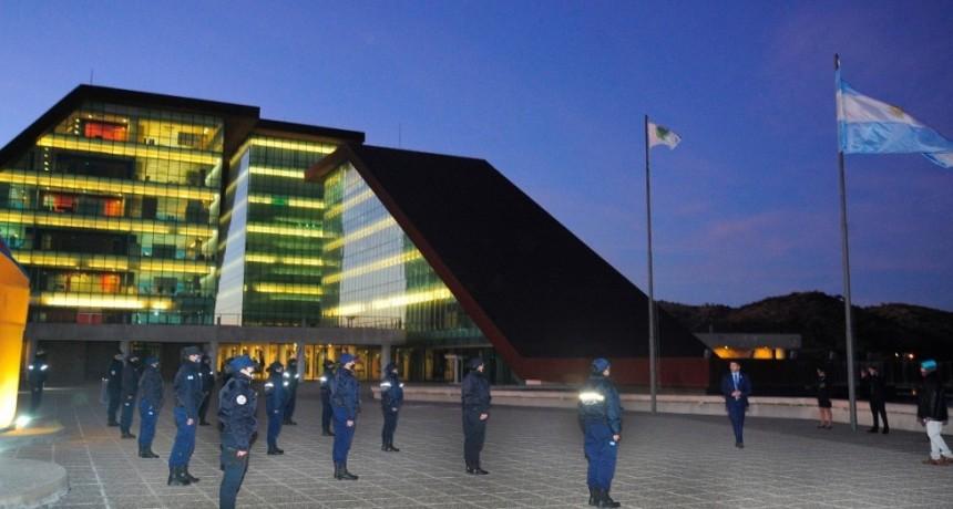 Realizaron ceremonia para recordar el 204° Aniversario de la Independencia nacional
