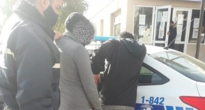 San Luis: cárcel para tres personas que robaban utilizando inhibidores