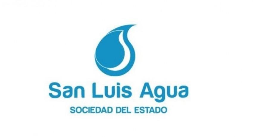 Comunicado de San Luis Agua