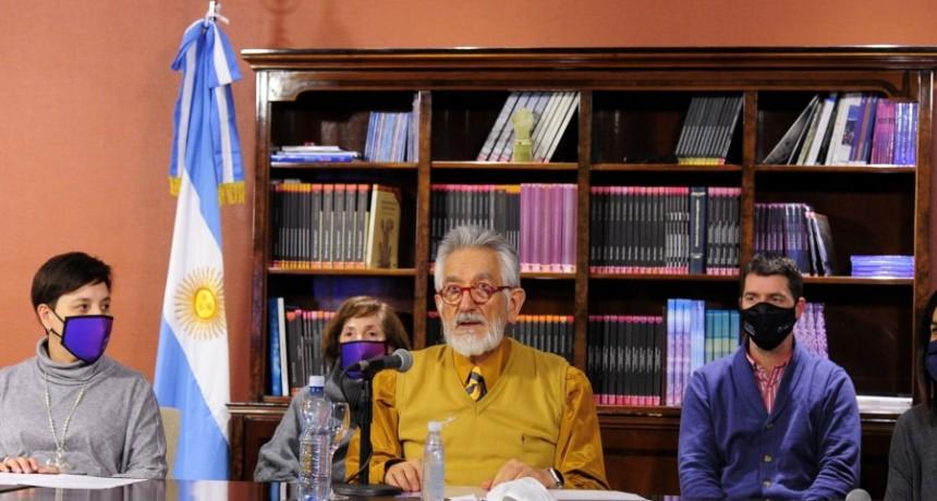 """Rodríguez Saá: """"Nuestra preocupación es luchar, focalizar y contener"""""""