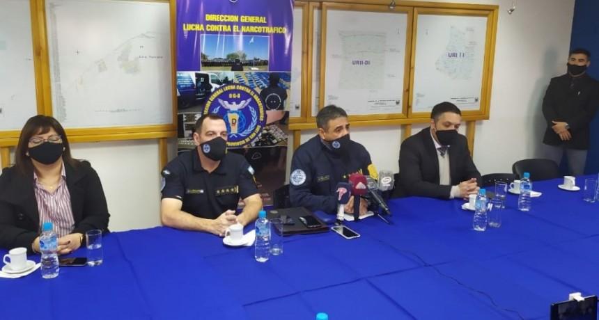 Seguridad: crean la Unidad Investigativa COVID-19