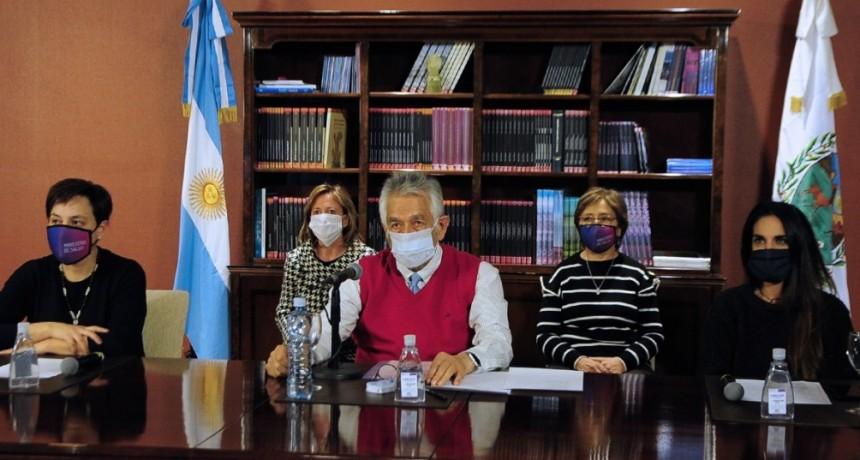 San Luis registró dos nuevos casos positivos de coronavirus