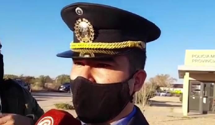 Lucas Chacón dio detalles de la búsqueda de Guadalupe Belén Lucero Cialone