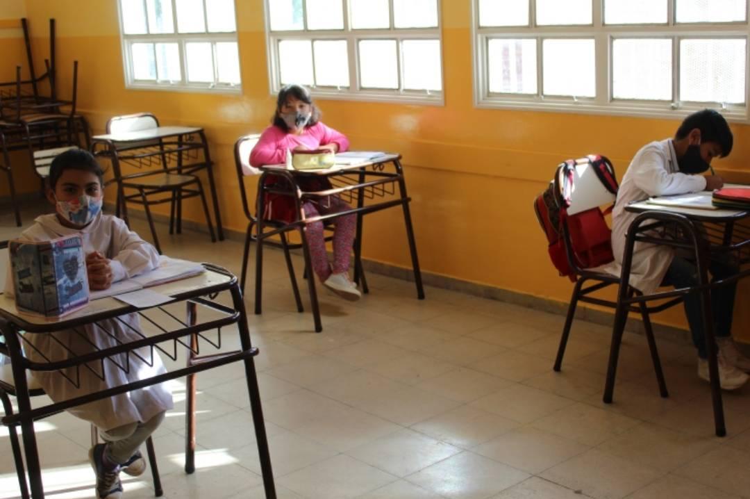 Tras el receso invernal, este lunes comienzan las clases en todo en todo el territorio puntano
