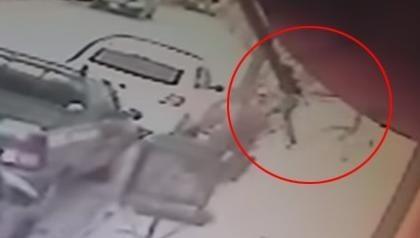 Escalofriante video: así atacó y violó a una piba que conoció por Tinder