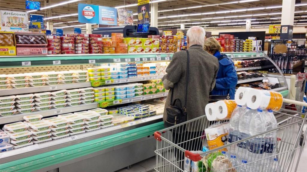 Por la devaluación, hay suspensiones temporales en la venta de alimentos