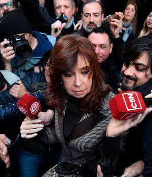 Cuadernos: Cristina pidió la nulidad de la causa y recusó a Bonadio y a Stornelli
