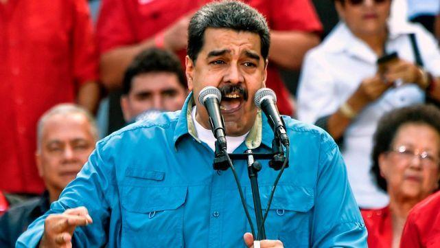 Maduro ratificó acusación contra Santos por atentado y prometió pruebas