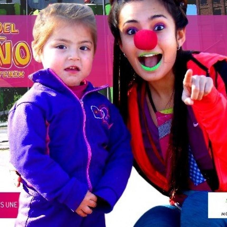 """Día del Niño en el """"Molino Fénix"""""""
