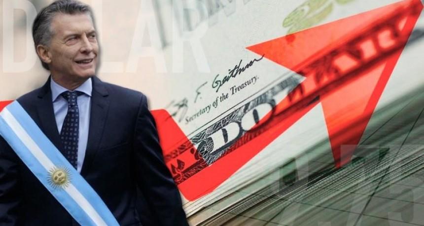 El peso se devaluó un 84% desde enero de 2018 y un 252% en la era Macri