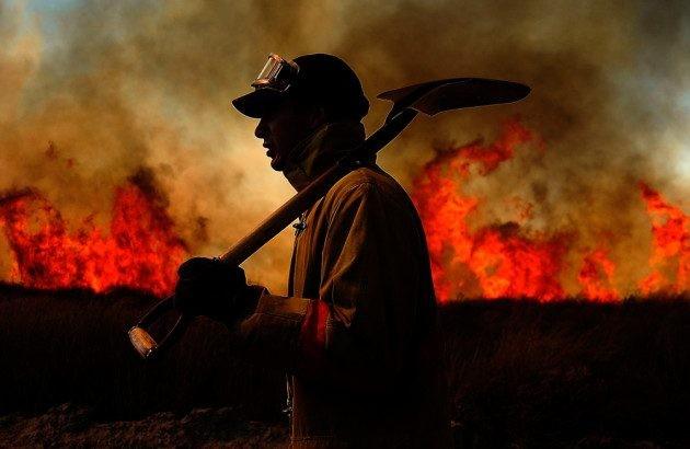 """""""Si una persona genera un incendio con la intención de dañar, puede ir a prisión por 10 años o más"""""""