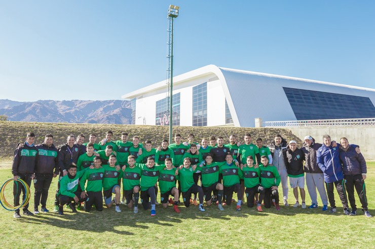 Sportivo Estudiantes concentrará durante diez días en el Campus de la ULP