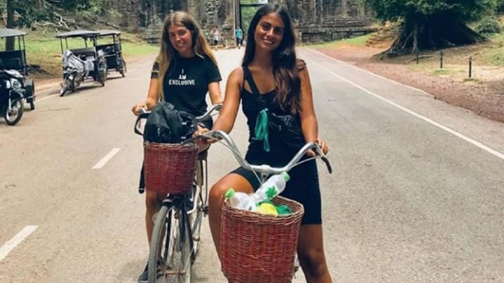 Terminó la odisea: vuelven las argentinas a las que les robaron los documentos en Camboya
