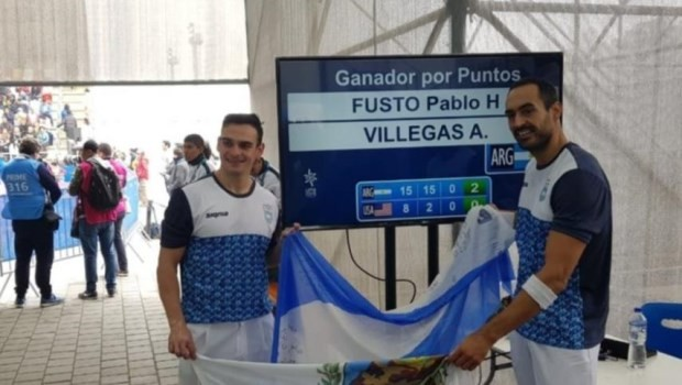 San Luis recibe al medallista Panamericano